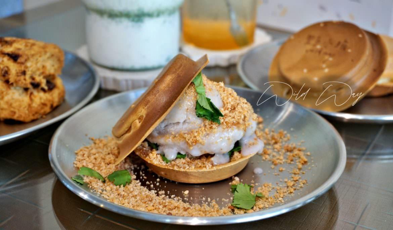 【宜蘭】礁溪 野小孩 吃車輪餅配咖啡 宜蘭花生捲冰淇淋車輪餅
