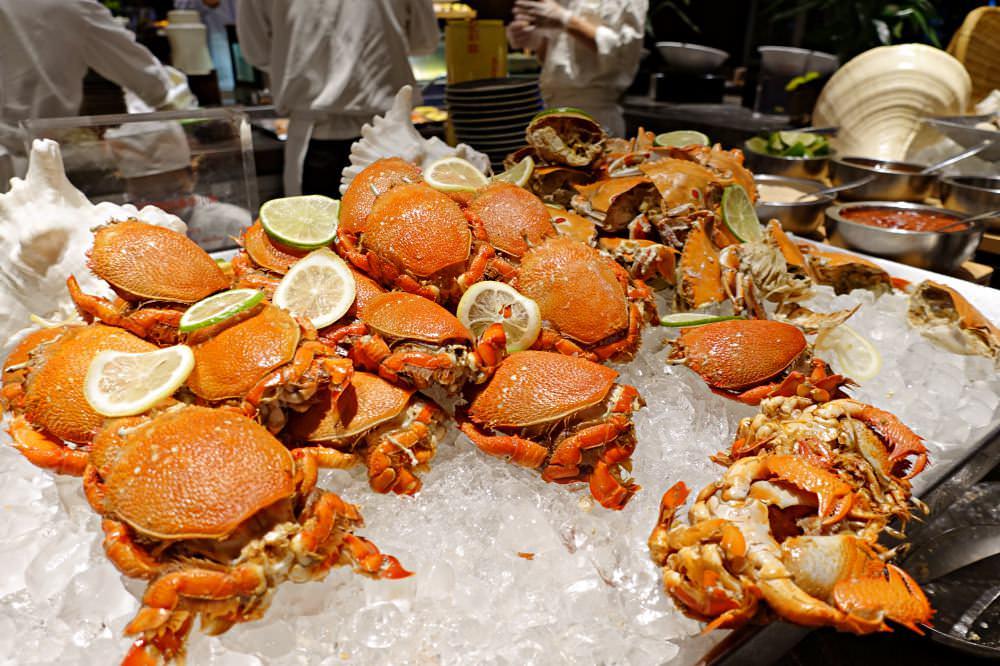 【台北美食推薦】君悅酒店 凱菲屋 獅城美饌 新加坡料理 口味道地 南洋風味 開胃又美味!