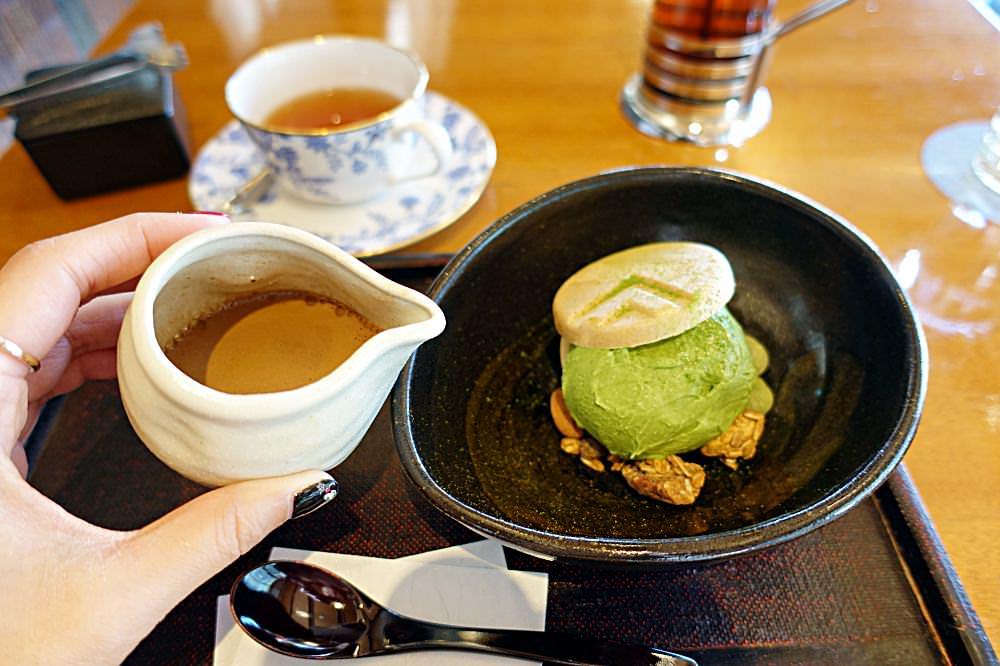 【京都美食】嵐山 保津川旁 茶寮八翠 有美景跟美食的悠閒茶屋推薦!