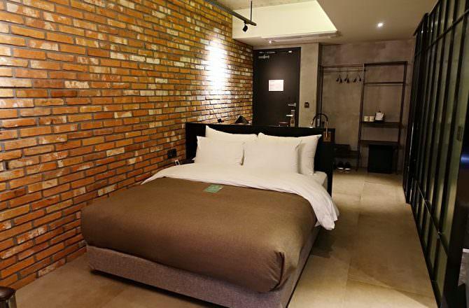 【弘大住宿推薦】9 Brick Hotel 九磚飯店 復古工業風格 CP值很高的人氣住宿飯店!
