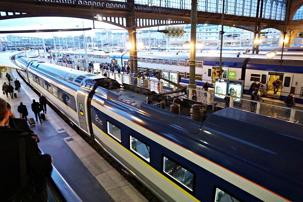 【英國】歐洲之星 Eurostar 網路訂票及巴黎倫敦來回實際搭乘經驗分享