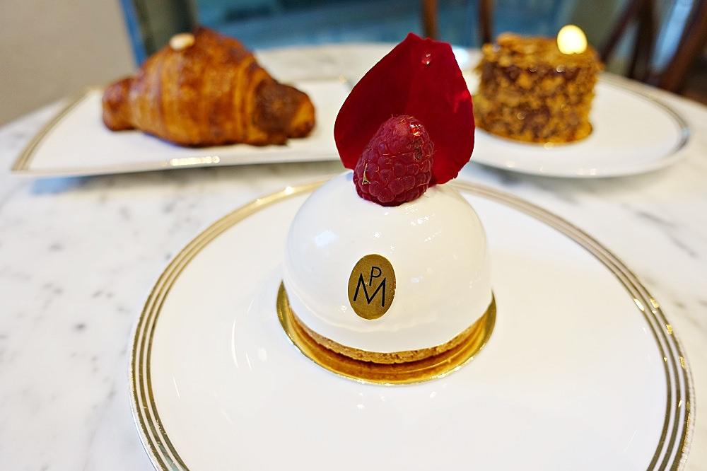 【曼谷美食】Paris Mikki 質感甜點小店 甜點可頌都好吃推薦!(ASOK站)