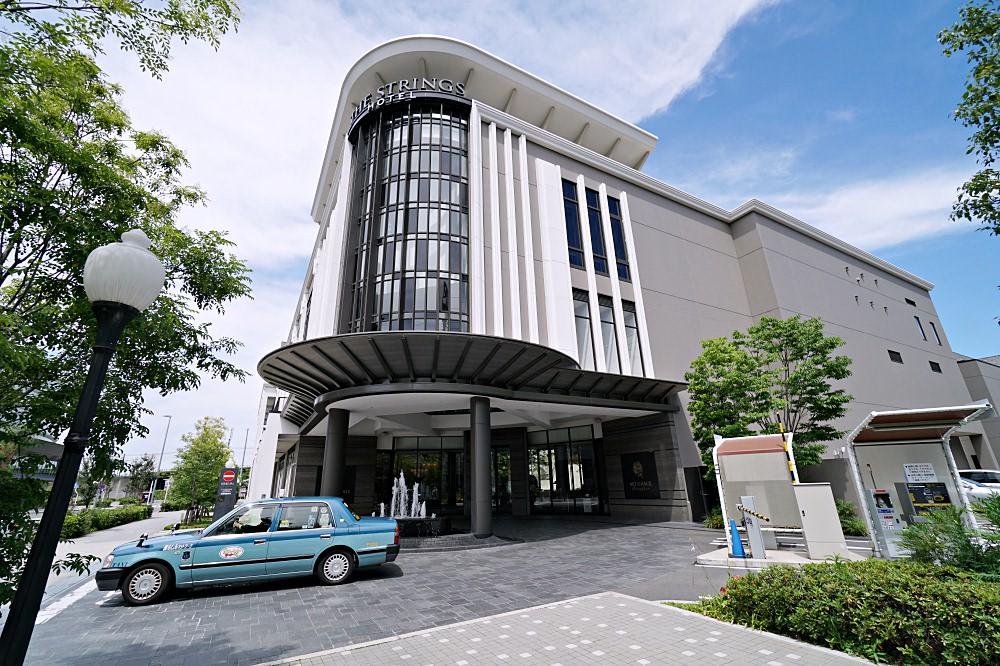 【名古屋住宿】The Strings Hotel 名古屋車站旁 房間寬敞乾淨有接駁車