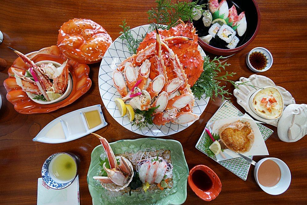 【名古屋美食】札幌かに本家 栄中央店 北海道新鮮直送 超澎湃各式螃蟹料理
