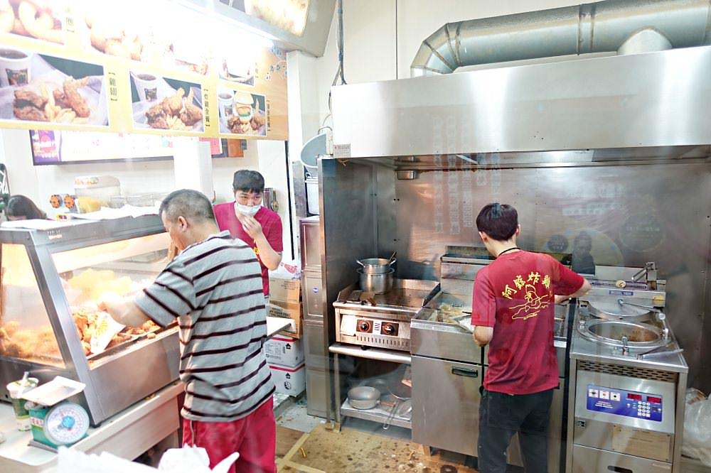 【台東】阿鋐炸雞專賣店 皮薄汁多酥脆台式炸雞 市區排隊美食小吃