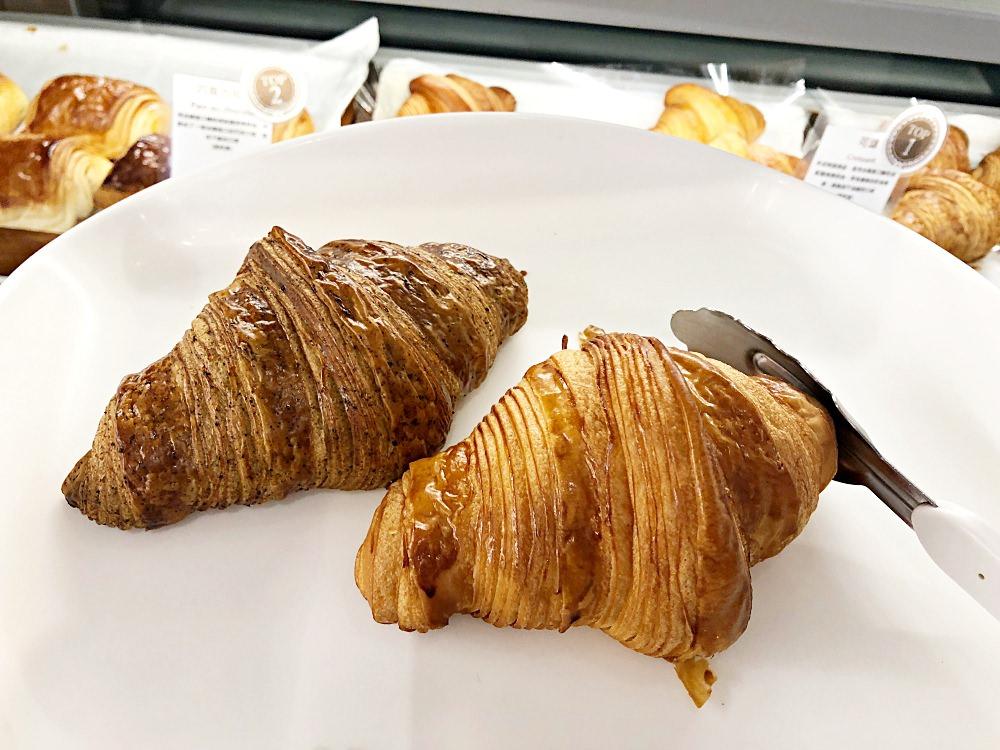 【台北】Gontran Cherrier Bakery 法國來的可頌麵包店 沒想像中好吃 國父紀念館站美食