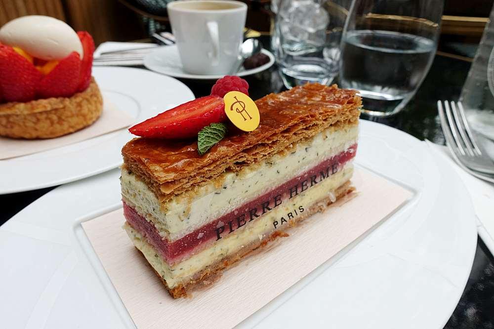 【巴黎美食】L'Occitane & Pierre Herme 概念店 香榭麗舍大道上甜點推薦