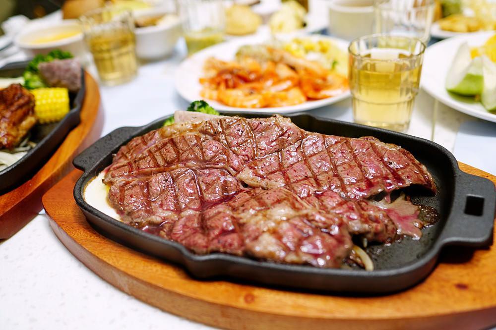 【台北】西門 德立莊中庭餐廳 Semi Buffet 超值半自助Buffet 用餐環境挑高寬敞舒適