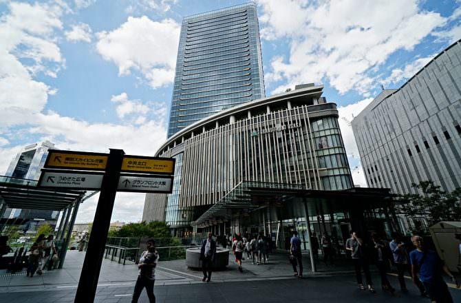 【大阪】Grand Front Osaka 大阪梅田好買好逛又有好多美食 大阪必訪百貨推薦