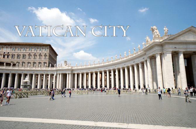【義大利旅遊】梵蒂岡一日遊 參觀博物館 看創世紀 聖彼得大教堂登圓頂