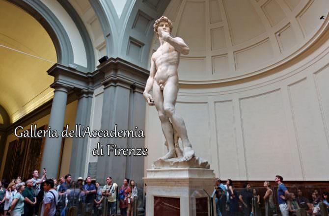 【佛羅倫斯景點】佛羅倫斯美術學院大衛像 票價參觀動線分享