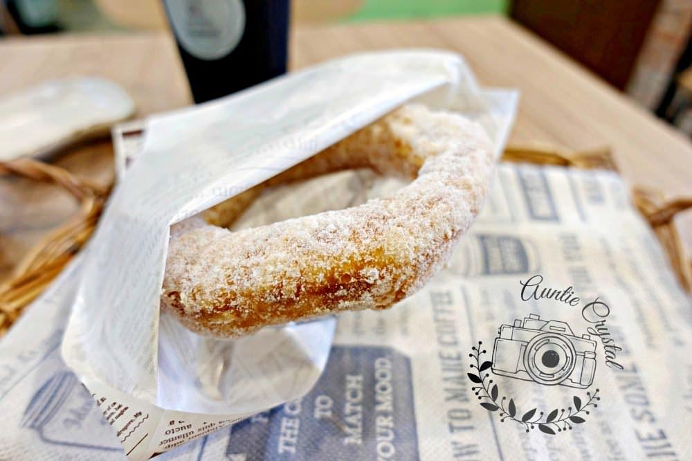 【台北】Conch Baking 手作餅乾烘焙屋 激推限定脆皮甜甜圈 南港展覽館站