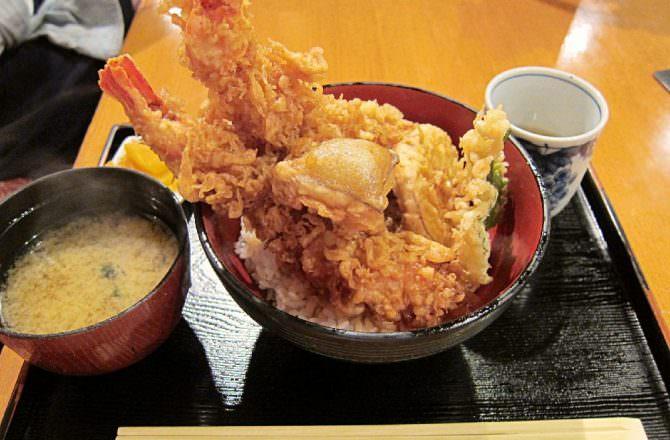 【京都美食】天富良 天周 天婦羅丼飯!關西行最好吃的一餐!(京都必吃 京都自由行)