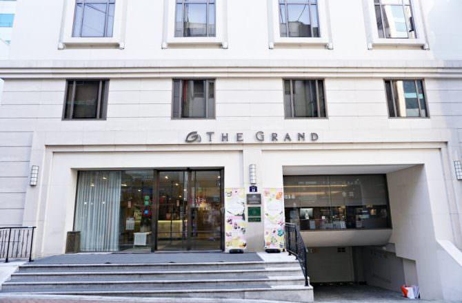 【明洞住宿】The Grand Hotel Myeongdong 明洞大飯店 地鐵站兩分鐘 房間乾淨又安靜非常推薦!
