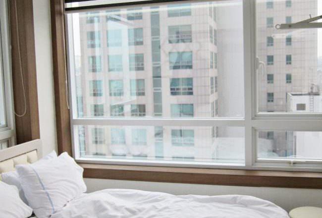【弘大住宿推薦】Hotel The Ore 礦石飯店 弘大入口站 位置超好 乾淨但是就是小了點的優秀住宿地點