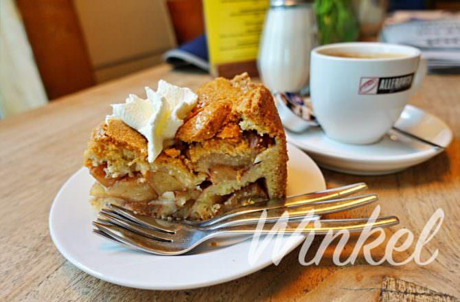 【阿姆斯特丹必吃美食】Winkel 聽說是阿姆斯特丹最好吃的蘋果派 果真……