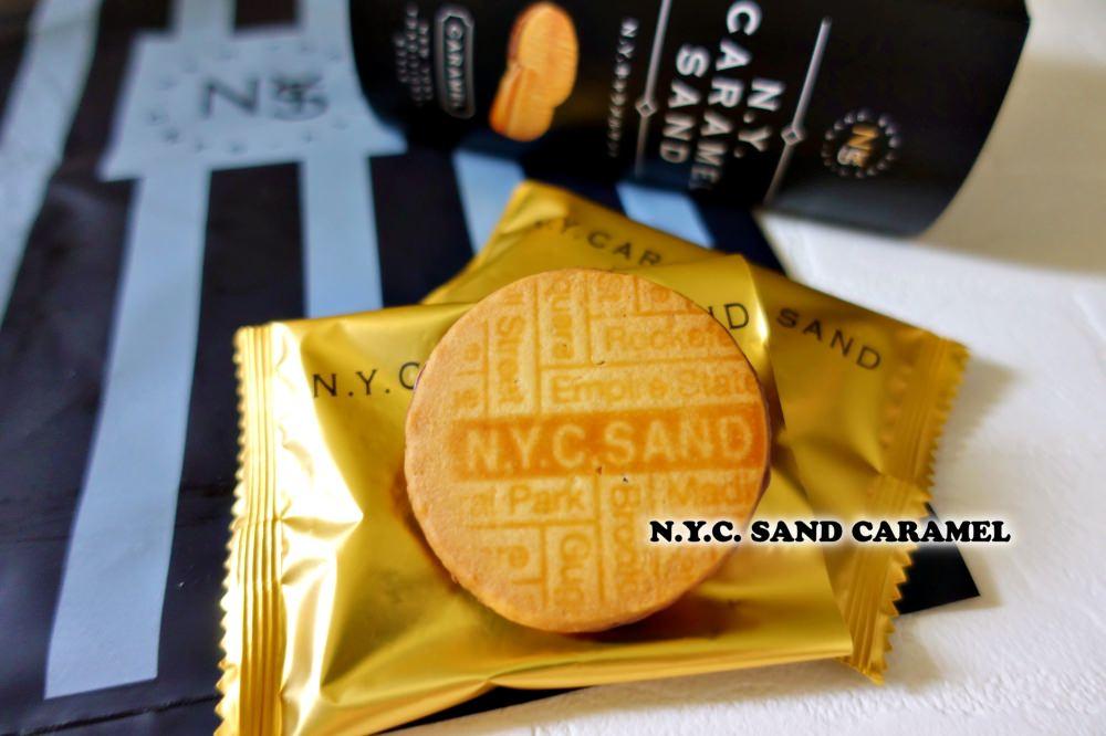 【東京美食】N.Y.C. SAND CARAMEL 成田機場 奶油焦糖餅乾伴手禮