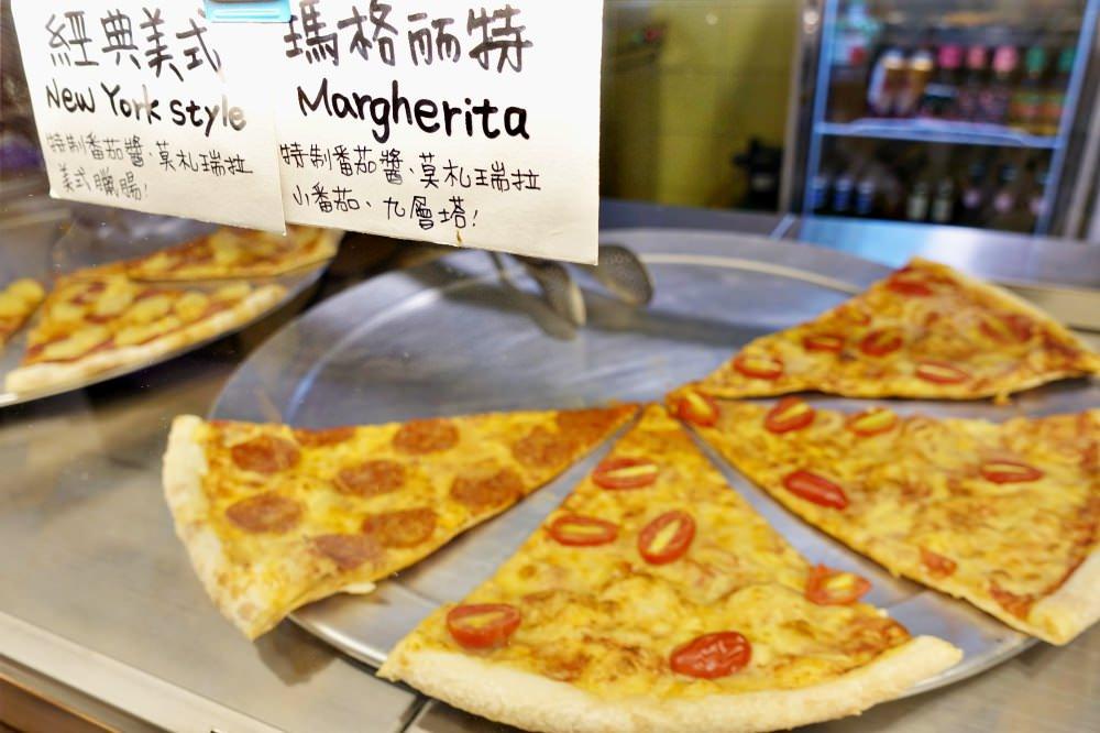 【台北】南港 Jim's Pizza 美式風格 薄脆披薩 還有水牛城炸雞翅