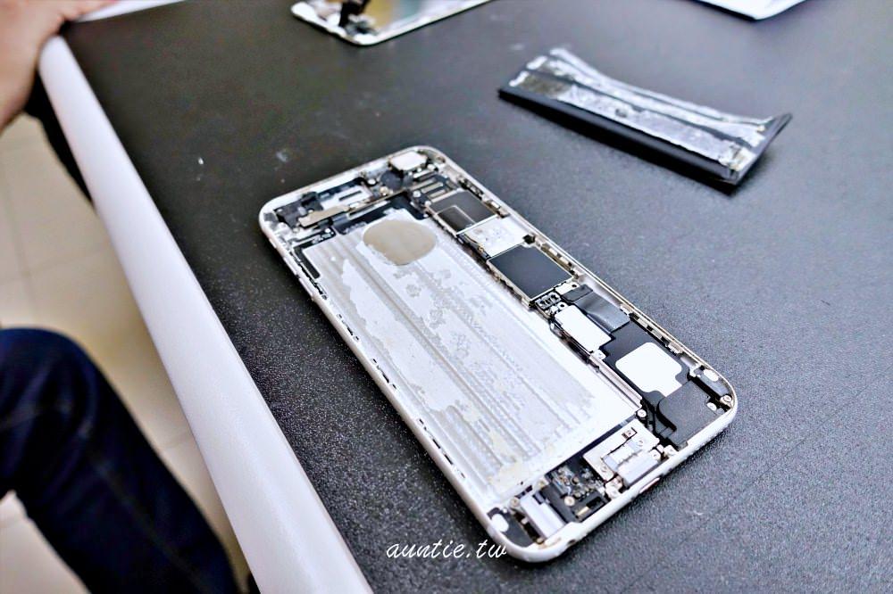iPhone 6 Plus電池更換-大安iPhone維修推薦