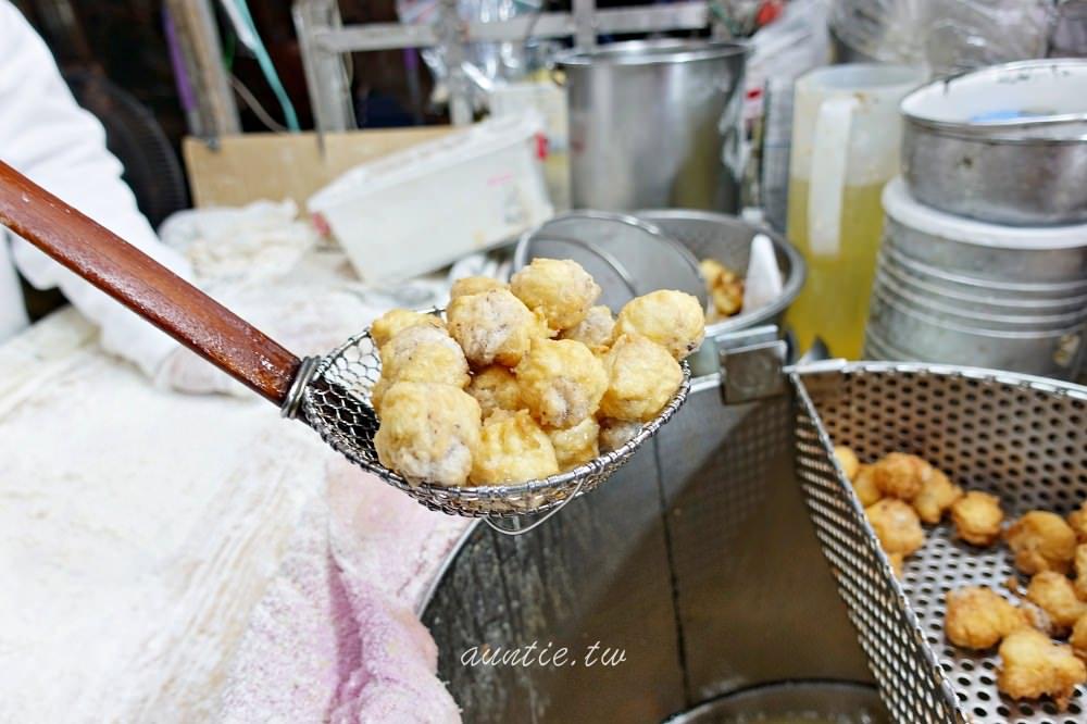 【宜蘭】東門夜市嘟好燒 紅豆花豆雞蛋糕 酥脆小巧好入口小點心