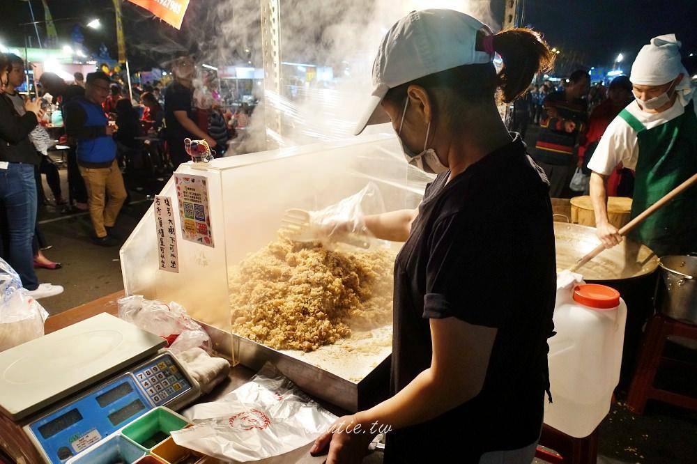 【桃園】蔡媽媽麻油雞飯 現炒麻油雞飯香到爆炸的夜市排隊美食