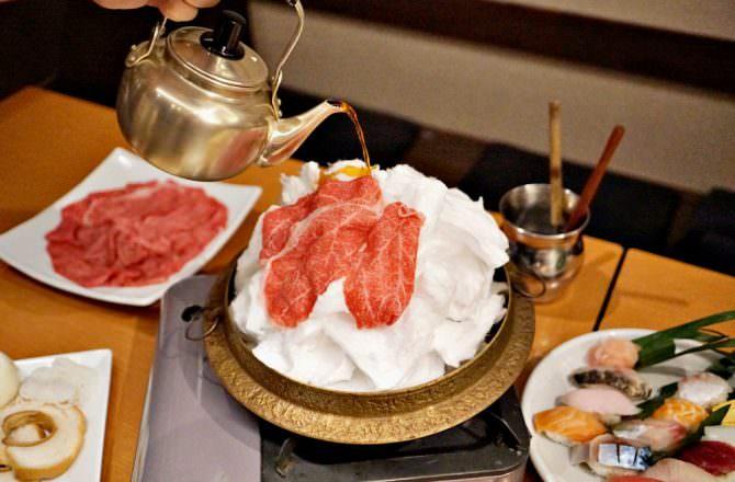 【大阪美食】西九条 わさびの花 棉花糖和牛壽喜燒 海鮮也厲害的美味居酒屋