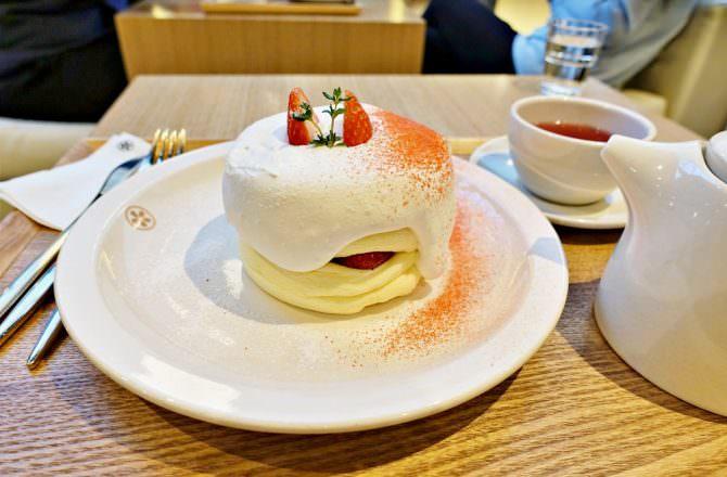 【首爾美食】鐘路三街站 益善洞 韓屋 咖啡溫花 Onhwa Cafe 澎鬆舒芙蕾草莓鬆餅