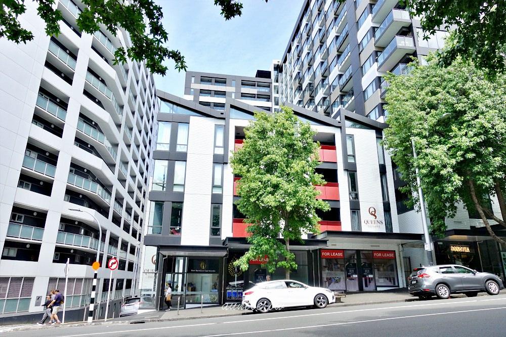 【奧克蘭住宿】Star Queens Serviced Apartments 獨立小公寓 設備齊全有廚房 網路無限制