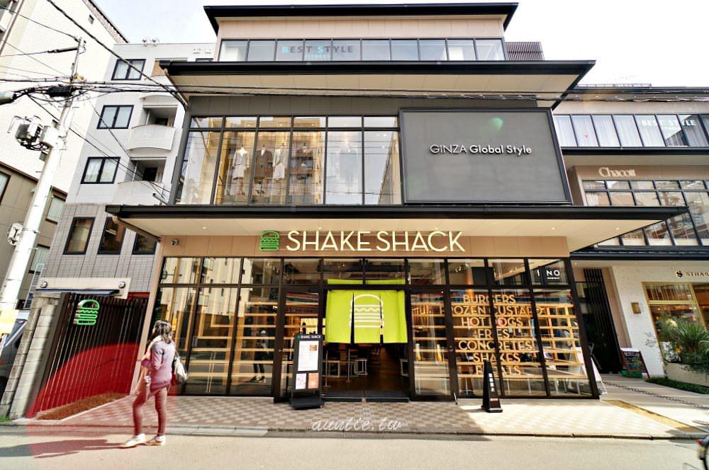 【京都美食】SHAKE SHACK 期間限定蜂蜜辣雞口味漢堡 還有宇治抹茶奶昔