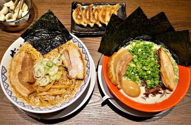 【沖繩美食】東京豚骨拉麵ばんから那霸空港店 濃厚豚骨湯頭 美味厚切叉燒推薦