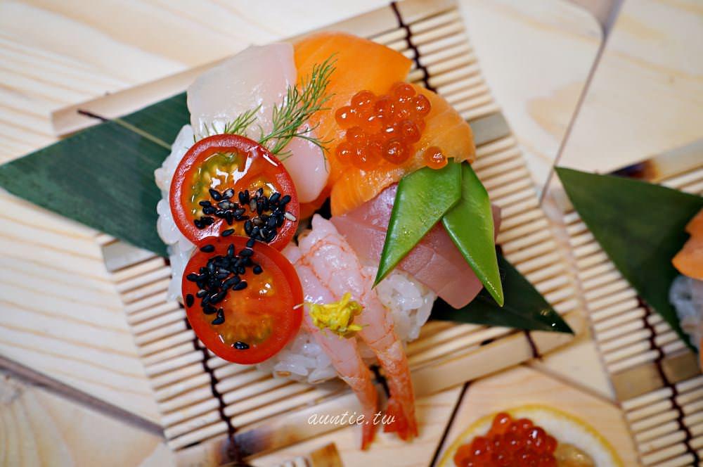 【京都美食】錦市場 Sushi Time 新潮圓形甜甜圈壽司 還可以體驗手作壽司