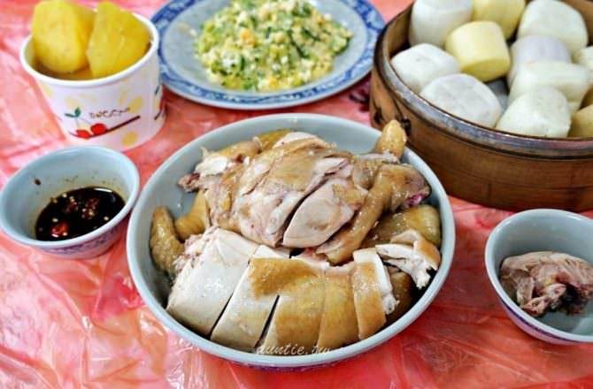 【台北】青菜園 陽明山肥嫩多汁放山雞 還有手工小饅頭