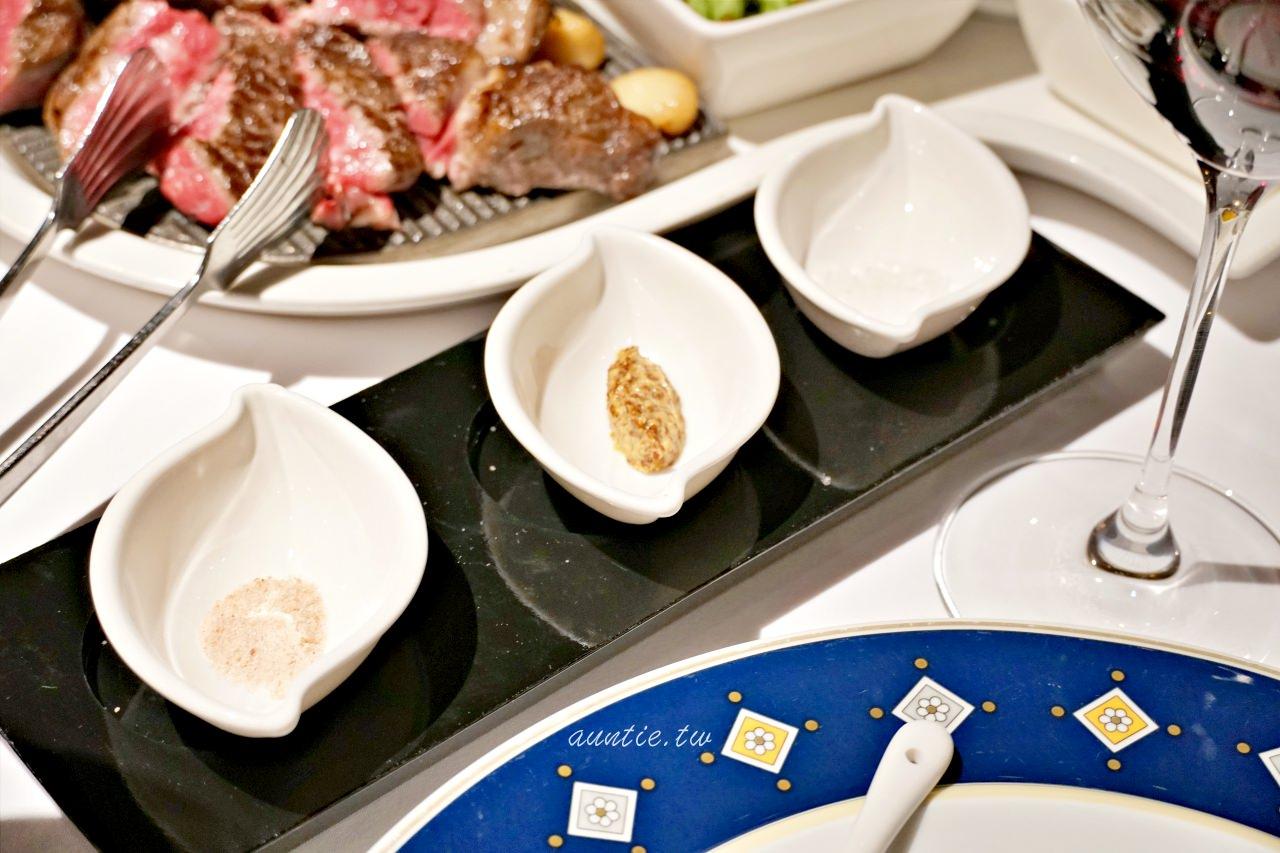 『台北。中山區』 歐華酒店 地中海牛排館| 吃牛排送住宿 超值優惠方案  趁優惠吃一波台北市內口碑第一的頂級乾式及濕式熟成牛排。