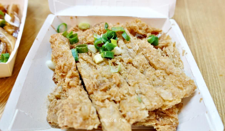 【台中】風飛沙小吃 必點超酥脆炸豆皮 神岡隱藏版小吃店