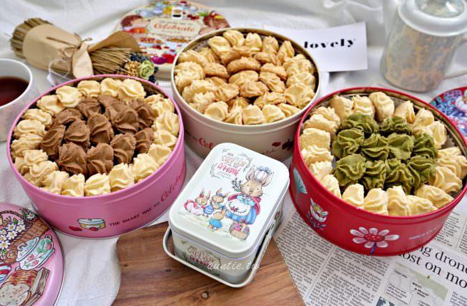 【台北】愛威鐵盒餅乾 信義三越A11快閃店 台中必買伴手禮 讀者優惠九折