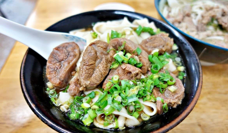 【台北】大佳牛雜湯 清甜湯頭牛肉軟嫩 內湖必吃牛肉麵推薦