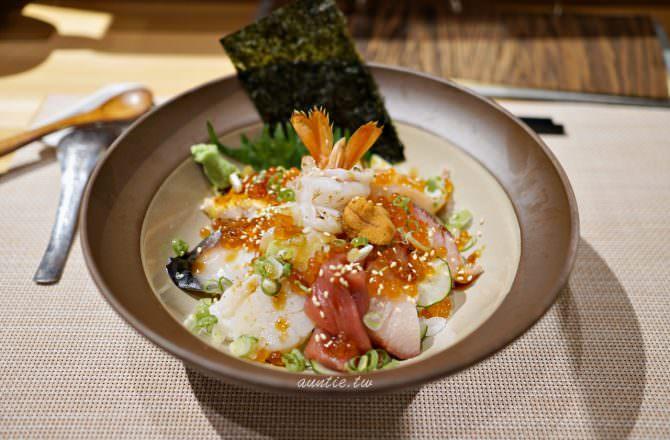 【宜蘭】酉壽司 豐富海鮮散壽司  A5和牛海膽特選壽司 新鮮特色日式料理店推薦