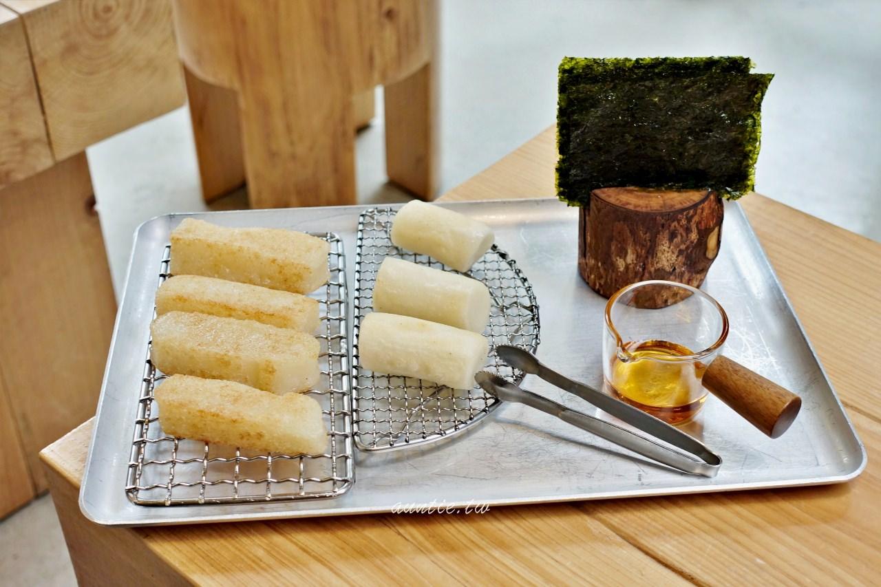 【台北】annyoung cafe 東區 ig 超紅韓風咖啡廳 蜂蜜海苔年糕 香草布丁必點推薦