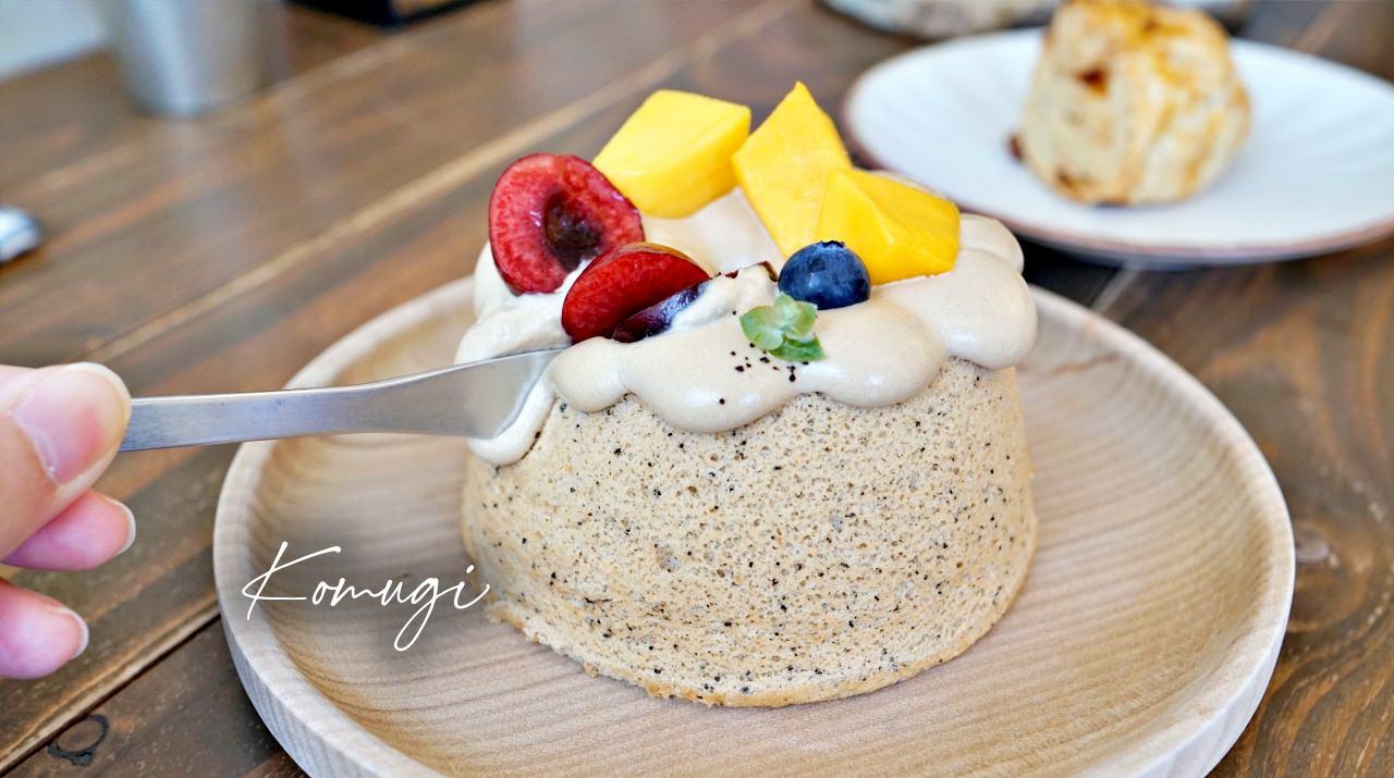 【台中】小麥菓子 日式燒菓子專賣店 黎明新村非吃不可戚風蛋糕推薦